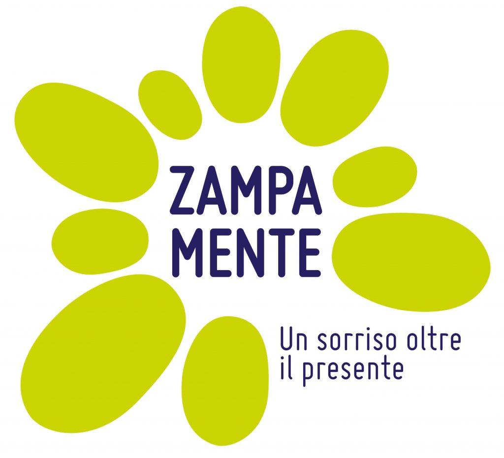 Logo Associazione ZampaMente www.zampamente.com